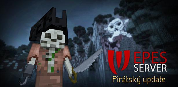 Pirátský dungeon & příběhy