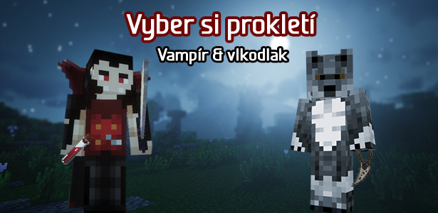 Vlkodlak & Vampir